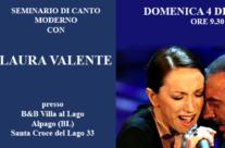 Laura Valente Master Class